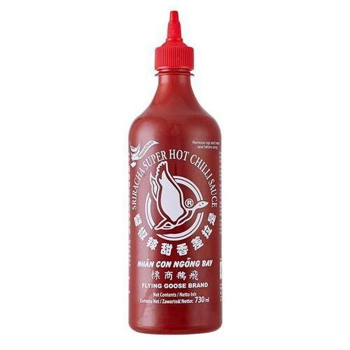 Flying goose Sos chili sriracha, piekielnie ostry (chili 70%) 730ml -