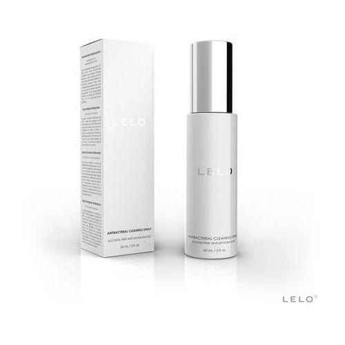 Lelo Spray antybakteryjny - antibacterial cleaning spray 60 ml