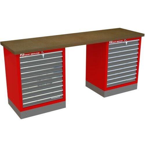 Stół warsztatowy – t-10-10-01 marki Fastservice