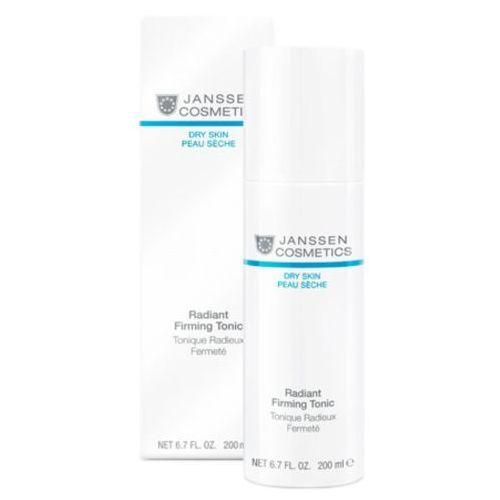 Janssen cosmetics radiant firming tonic bezalkoholowy tonik nawilżający (501)