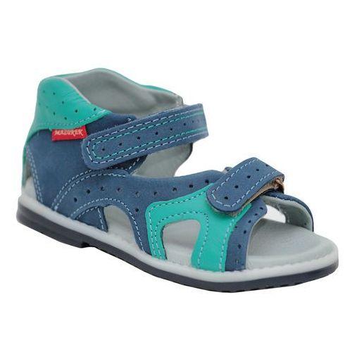 Mazurek sandały profilaktyczne - 330/331/332 - sandały z obcasem thomasa