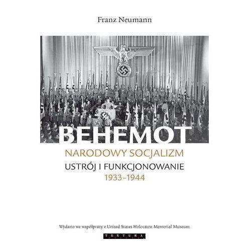 Behemot Narodowy socjalizm - ustrój i funkcjonowanie 1933˗1944, Nauman Franz
