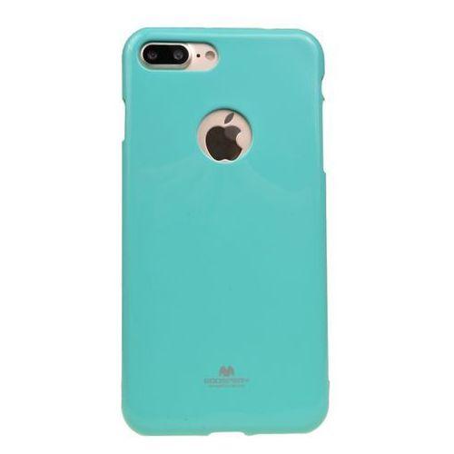 ETUI NAKŁADKA MERCURY GOOSPERY JELLY CASE do APPLE iPhone 7 Plus / iPhone 8 Plus mięta - miętowy (zielony) (5901737374653)