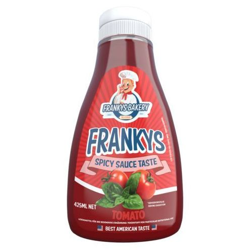 Franky's Bakery - Sos Pomidorowy Ostry 425ml