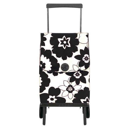 Wózek zakupowy składany Rolser Plegamatic Flor (wózek na zakupy)