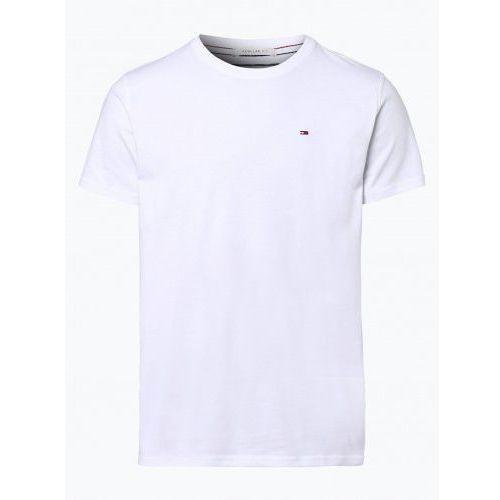 Koszulka Tommy Jeans T-shirt Męski Biały, jeans