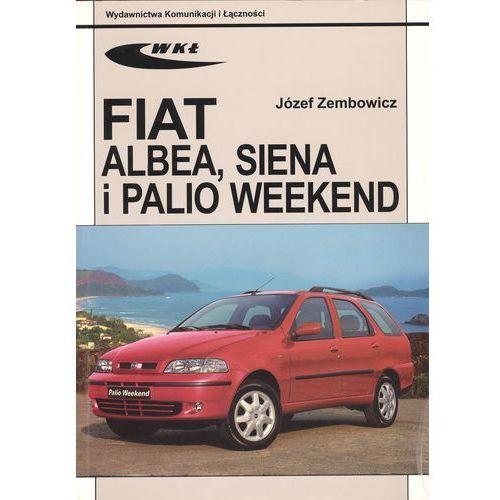 Fiat albea, siena i palio weekend marki Wydawnictwa komunikacji i łączności