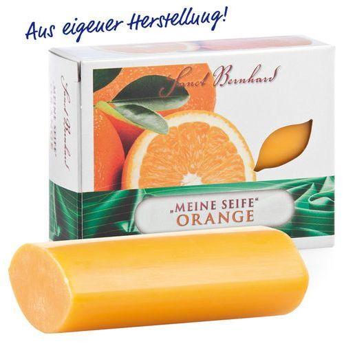 Mydło Pomarańcza 100 g (zawiera naturalny olejek pomarańczowy, olej jojoba i olej rokitnikowy), produkt marki Kräuterhaus Sanct Bernhard KG