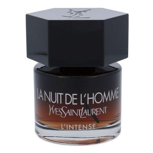 YVES SAINT LAURENT La Nuit de L'Homme L'Intense perfumy męskie - woda perfumowana 100ml, YSL-LNI01