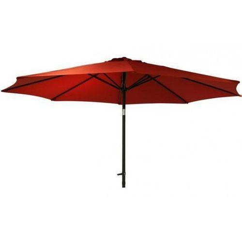 Parasol CALMAR O 300 cm - terra (parasol ogrodowy) od 7i9.pl Wszystko  Dla Domu