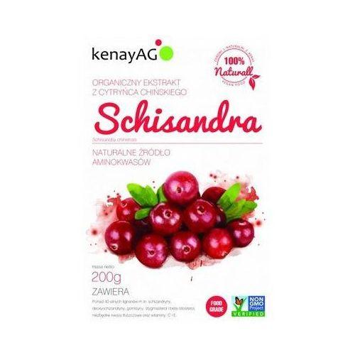 Kenay ag Schisandra sproszkowany ekstrakt 200g (5900672151947)