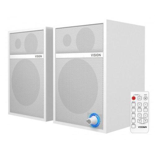 Vision Głośniki sp-1400p białe (2 szt.)
