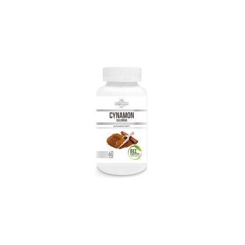 Soul farm (witaminy i ekstrakty) Cynamon cejloński ekstrakt 400mg 60 kapsułek - soul farm (5902706730807)