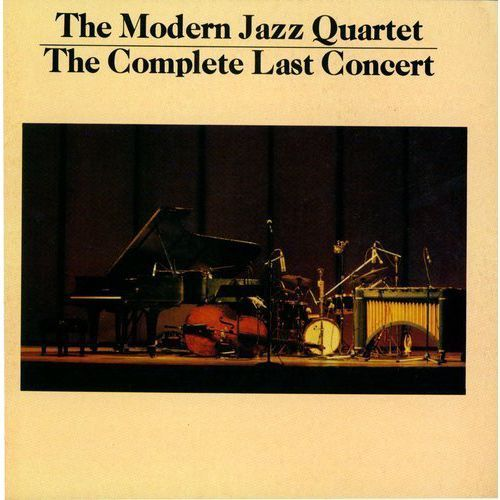 The complete last concert (*) - the modern jazz quartet (płyta cd) marki Warner music / atlantic