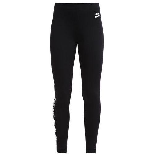 Nike Sportswear Legginsy black/black/white