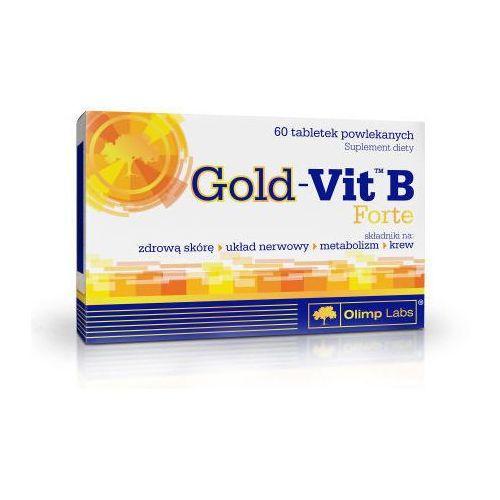 Tabletki OLIMP Gold Vit B Forte x 60 tabletek