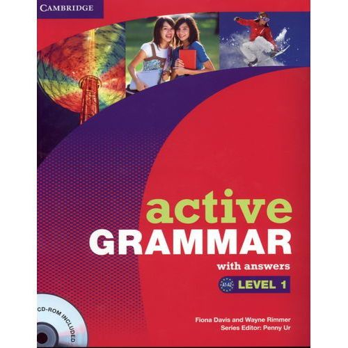 Active Grammar With Answers Level 1 + Cd (200 str.)