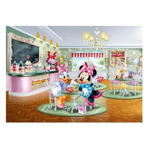 Tapeta Mini i Daisy - licencjonowana tapeta do pokoju dziecka - oferta [05a76b2255859437]