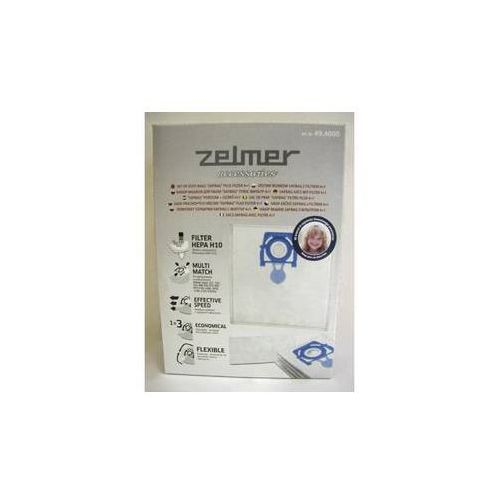 Worki do odkurzaczy Zelmer A 49.4000 (worek do odkurzacza)