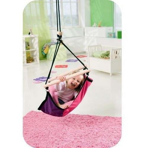Fotel wiszący huśtawka Kids Swinger Pink Amazonas - Pink - oferta [4526d7a48ff385f0]
