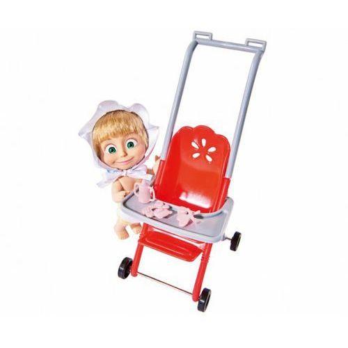 Lalka SIMBA Y288 Masza w stroju dziecka z akcesoriami (4006592919573)