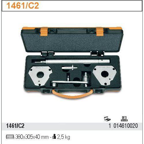 Zestaw narzędzi do blokowania i ustawiania układu rozrządu w silnikach alfa fiatbravo, brava, multipla, stilo 1.6 16v, model 1461/c2, marki Beta