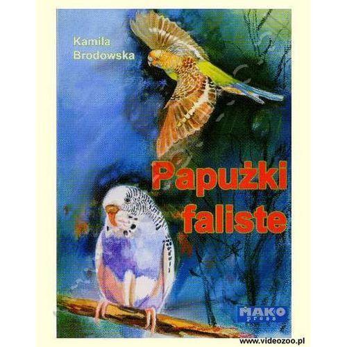 """Książka """"Papużki faliste"""" wyd. Mako Press"""