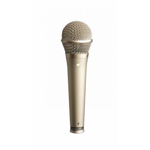 Rode s1 mikrofon pojemnościowy (srebrny)