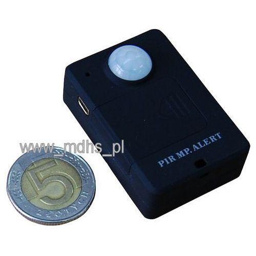Miniaturowy podsłuch GSM z czujnikiem ruchu PIR A9 (podsłuch szpiegowski) od MDH-SYSTEM