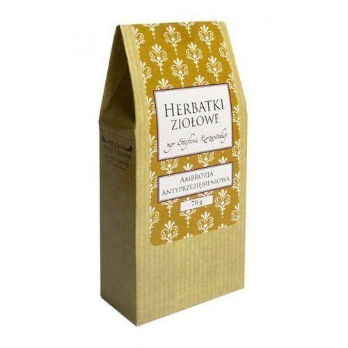 Herbata ambrozja antyprzeziębieniowa 70g marki Ecoblik