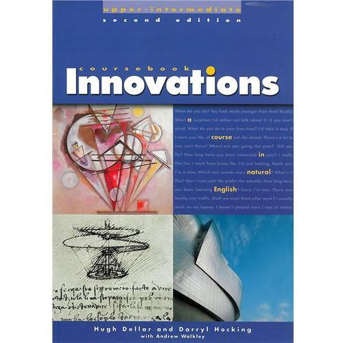 Innovations Upper-Intermediate Students Book, oprawa miękka