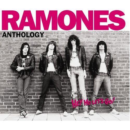 HEY!HO!LET'S GO-THE ANTHOLOGY - Ramones (Płyta CD)