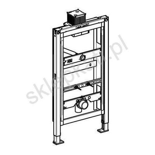 Geberit Duofix - element montażowy do pisuaru uniwersalny, dla armatury podtynkowej, H98 111.617.00.1 - produkt z kategorii- Stelaże i zestawy podtynkowe