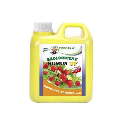 Humus UP do truskawek i poziomek organiczno-mineralny polepszacz glebowy 2 L, 5907520402060