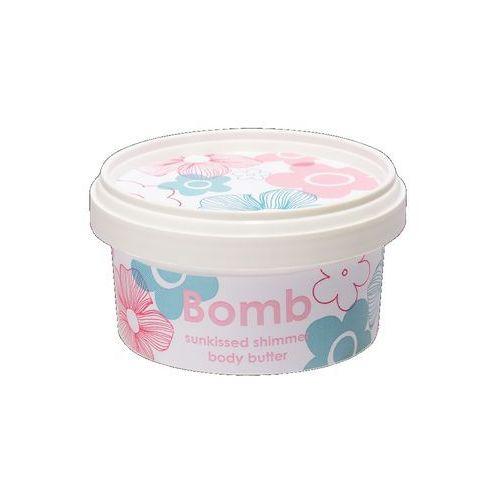 sunkissed shimmer - masło do ciała 210ml marki Bomb cosmetics