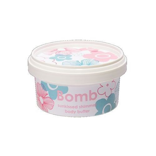 Bomb cosmetics sunkissed shimmer - masło do ciała 210ml (5037028235935)