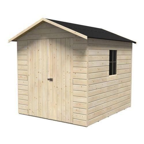 Domek narzędziowy Blooma Selwyn drewniany 3 96 m2 (3663602713258)