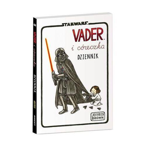 KSIĄŻKA LEGO® Star Wars™.Vader i córeczka. Dziennik