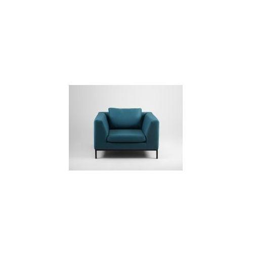 Fotel tapicerowany ambient morskie fale- różne kolory tapicerki marki Customform