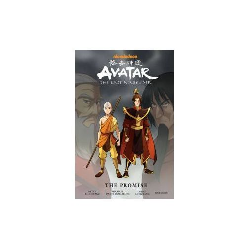 Avatar: The Last Airbender-The Promise Library Edition