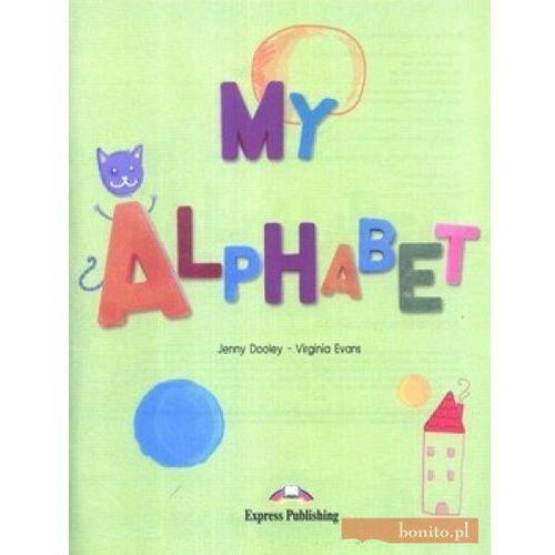 Fairyland 1 SP My Alphabet + Audio CD (38 str.)