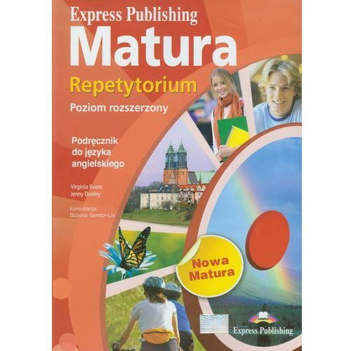 Matura repetytorium poziom rozszerzony Podręcznik do języka angielskiego (9781780984360)