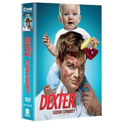 Imperial cinepix Dexter. sezon 4 (dvd) - marcos siega. darmowa dostawa do kiosku ruchu od 24,99zł (5903570151347)