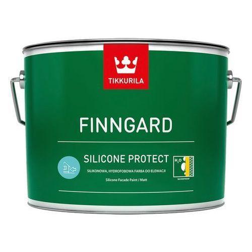 finngard silicone protect- farba elewacyjna, 2.7 l marki Tikkurila