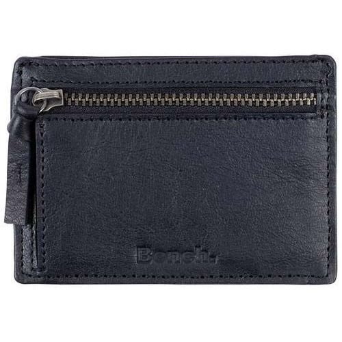 portfel BENCH - Leather Card & Coin Holder Black Beauty (BK11179) rozmiar: OS