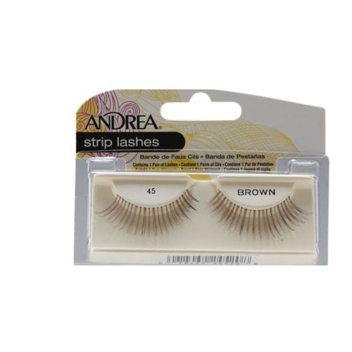 Ardell Andrea strip lashes 45 brown