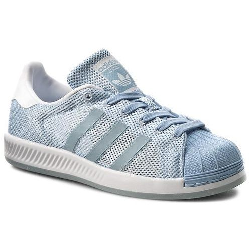 Buty adidas - Superstar Bounce BB2941 Easblu/Easblu/Ftwwht, kolor niebieski