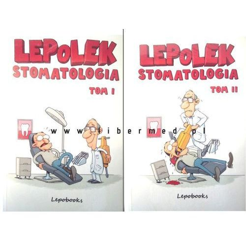 LEPoLEK Stomatologia Tom I i Tom II