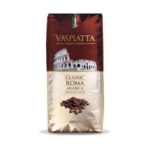 Kawa ziarnista classic roma 1000 g + odbiór w 800 punktach! marki Vaspiatta