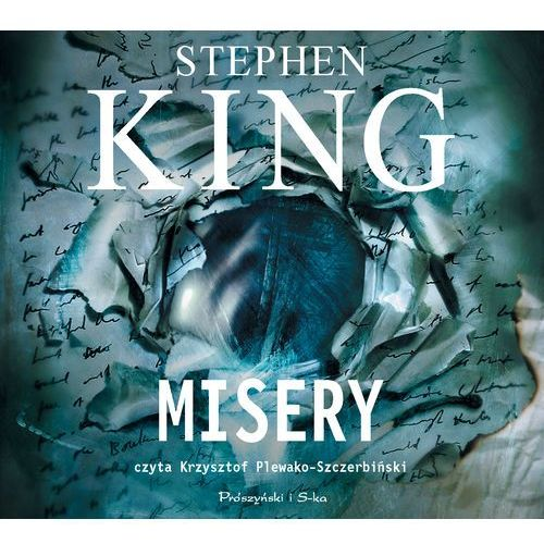 Misery (audiobook CD) (2018)